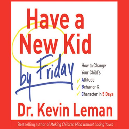 Have a New Kid by Friday audiobook cover art