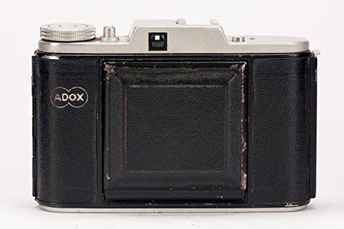 Unbekannt Adox Golf Klappkamera Sucherkamera Kamera mit Adoxar 1:6.3 75mm 75 mm