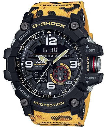 [カシオ] 腕時計 ジーショック WILDLIFE PROMISINGコラボレーションモデル GG-1000WLP-1AJR メンズ