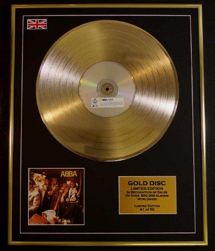 ABBA/Goldene Schallplatte Record Limitierte Edition/ABBA