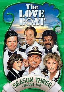 Love Boat: Season 3 - Vol 2 [Edizione: Stati Uniti] [Italia] [DVD]