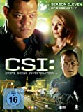 CSI: Crime Scene Investigation - Season 11.1 [Limited Edition] [3 DVDs] - Laurence Fishburne