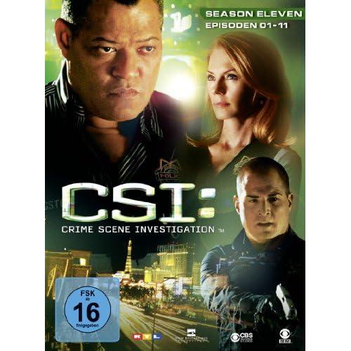 CSI - Season 11 / Box-Set 1