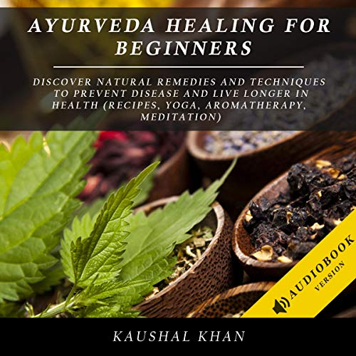 Ayurveda Healing for Beginners  By  cover art