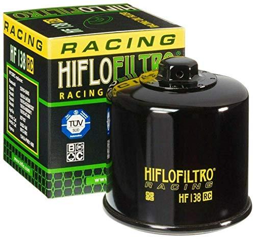 Trumpet Tyres Aprilia Tuono V4 1100 Fabrik 15 16 17 motorolie racing filter kwaliteit originele Hiflo HF138RC