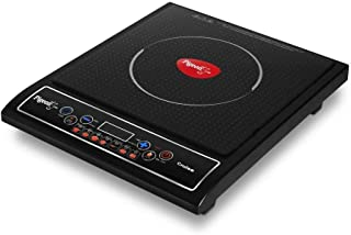 Pigeon by Stovekraft Cruise 1800-Watt Induction Cooktop (Black)
