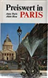 Preiswert in Paris - Anne Paris