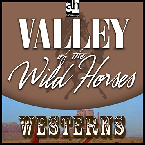 The Valley of Wild Horses audiobook cover art