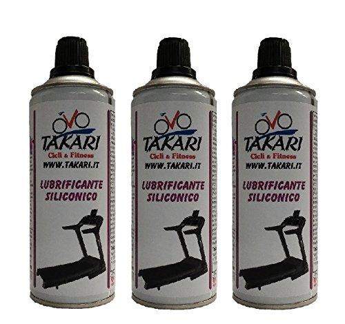 TAKARI 3 Lubricante Spray Cinta de Correr 400 ml