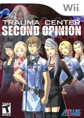 Trauma Center: Second Opinion - Nintendo Wii [video game]