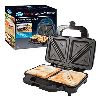 Quest 35630 Deep Fill Sandwich Maker