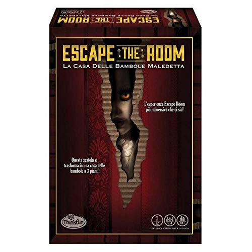 Escape the Room – La casa de las muñecas Maledetta Juego de mesa en italiano