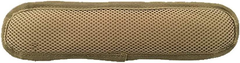 antid/érapant Noir soulagement du Stress Taille Unique Large et r/ésistant /à lusure Almabner Coussinet d/épaule de Rechange en Mousse /à m/émoire de Forme pour Sacs