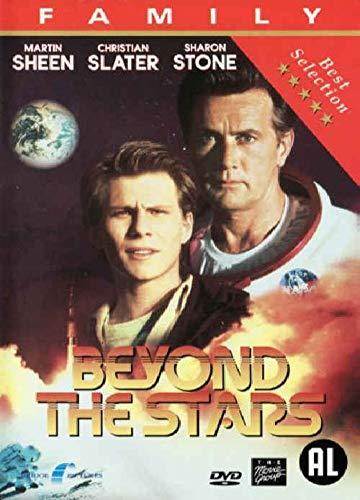 Beyond The Stars - Martin Sheen as Paul Andrews; Christian Slater as Eric Michaels; Robert Foxwort DVD