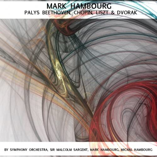 Symphony Orchestra, Malcolm Sargent, Mark Hambourg & Michal Hambourg