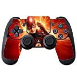 Comic Book Hero PS4 DualShock4 Controller Vinyl Decal Sticker Skin by Compass Litho