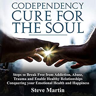 Codependency Cure for the Soul audiobook cover art