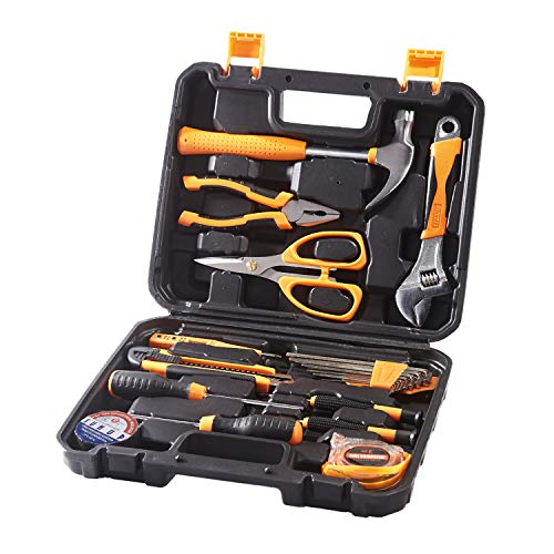 SOLUDE 20-Piece Home Small Tool Kit,General Household Hand...