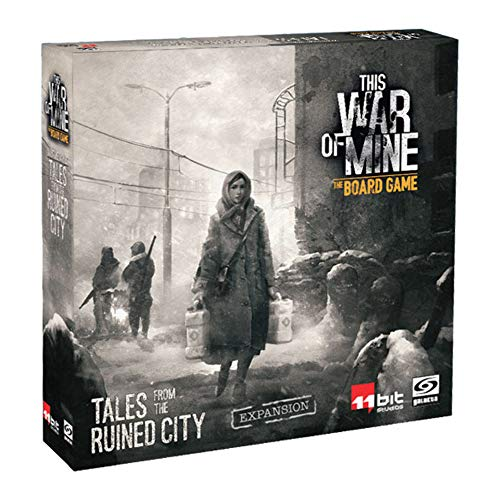 This War of Mine Expansion Tales from The Ruined City
