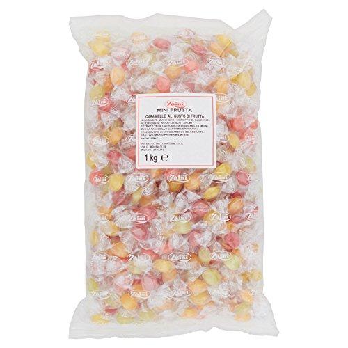 Zaini Caramelle Frutta - 3 Confezioni da 1000 g