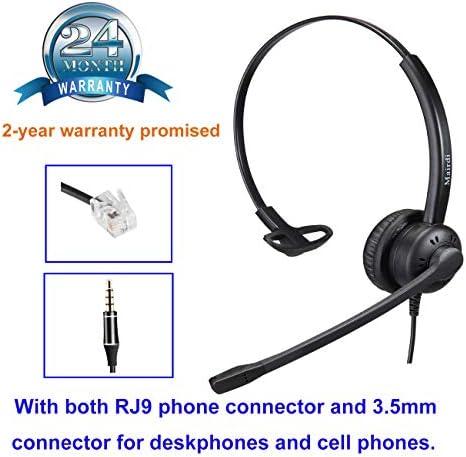- /Écouteurs Intra-Auriculaires compatibles avec iPhone iPad MP3//4 t/él/éphone Android /Écouteurs auxiliaires 3,5 mm avec /écouteurs Microphone avec Prise Casque 3,5 mm contr/ôle du Volume Compteur
