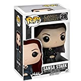 Gogowin Pop Television : Game of Thrones - Sansa Stark 3.9inch Vinyl Gift for Boys Fantasy Televisio...
