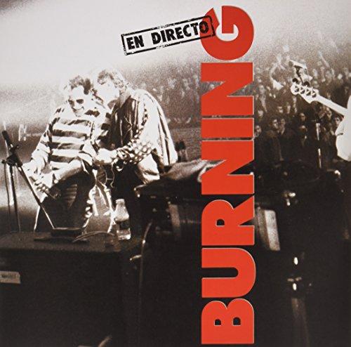 Burning En Directo [Vinilo]