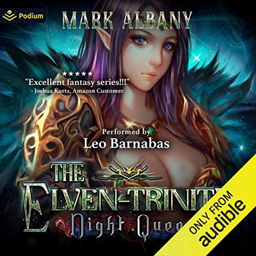 Night Queen audiobook cover art