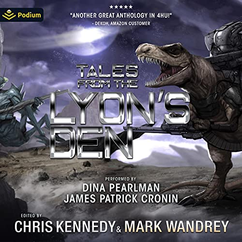 Tales from the Lyon's Den cover art
