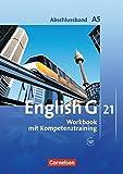 English G 21 - Ausgabe A: Englisch G21 A5 Workbook mit Kompetenztraining mit Audios online