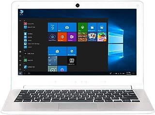 HSW 11.6'' HD Windows 10 Ultra Thin Laptop - 4GB RAM 64GB Storage, Intel Quad Core 2.0Ghz USB 3.0, WiFi, BT, Supports 128G...