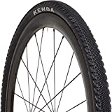 KENDA Alluvium Tubeless Tire Black, 40mm