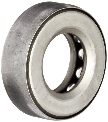 """Nice Thrust Bearing 609V Full Complement Of Balls, Case Hardened Carbon Steel, 1.0000"""" Bore x 2.0000"""" OD x 0.6300"""" Width"""