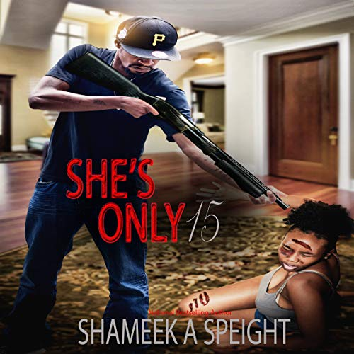 She's Only 15 audiobook cover art