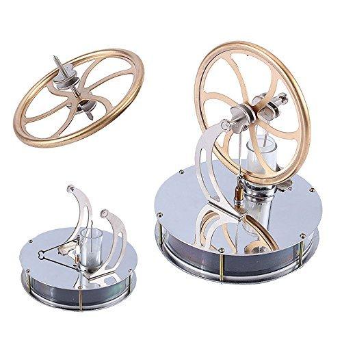 Stirlingmotor mit niedriger Temperatur, Modell zum Lernen, Spielzeug zur Erziehung, Geschenk für Kinder