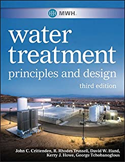 MWH's Water Treatment: Principles and Design (0470405392) | Amazon price tracker / tracking, Amazon price history charts, Amazon price watches, Amazon price drop alerts