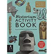 Historium Activity Book (Welcome To The Museum)