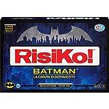 Spin Master- Editrice Giochi, Risiko! BATMAN DC, Gioco di Strategia, Gioco da Tavolo, dagli 10 anni in su,