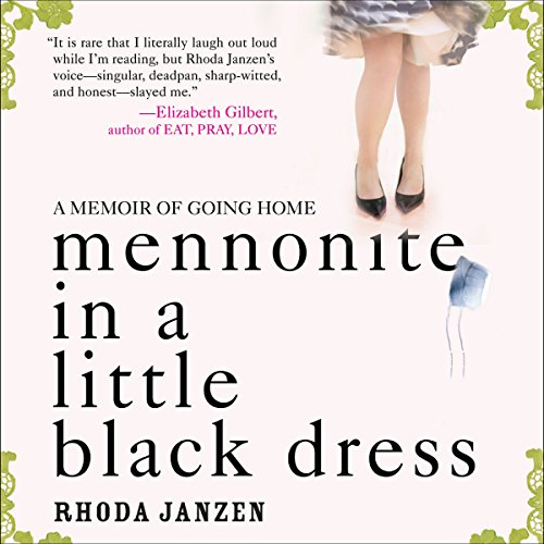 Mennonite in a Little Black Dress audiobook cover art