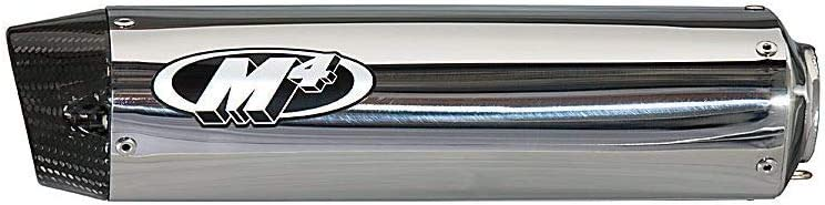 M4 Baltimore Mall Standard Full System Exhaust Polished for Kawasaki EX 13-17 Ranking TOP20