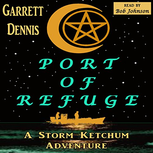 Port of Refuge audiobook cover art