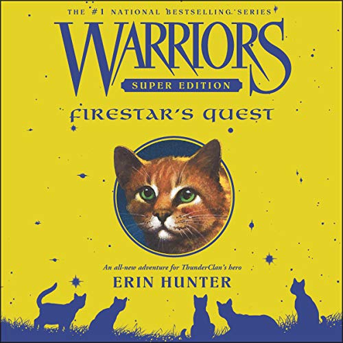 Warriors Super Edition: Firestar's Quest     Warriors Super Edition, Book 1              By:                                                                                                                                 Erin Hunter                               Narrated by:                                                                                                                                 MacLeod Andrews                      Length: 16 hrs     Not rated yet     Overall 0.0