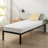 Zinus 6 Inch Spring Mattress, Narrow Twin/Cot Size/RV Bunk/Guest Bed Replacement/30 x 75'