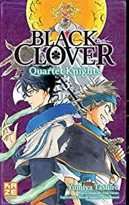 Black Clover - Quartet Knights Edition simple Tome 3