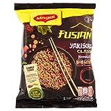 MAGGI FUSIAN Yakisoba Noodles Classic, Fideos Orientales, 120g