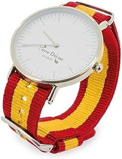 127f5c680fe0 Amazon.es: bandera españa: Relojes