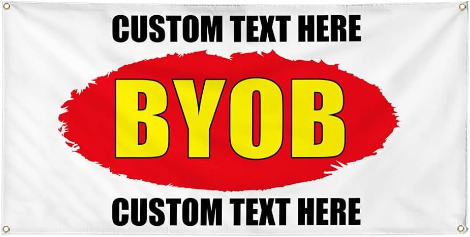 Custom Baltimore Mall Vinyl Banner Multiple Sizes BYOB Prin Advertising Max 45% OFF Outdoor