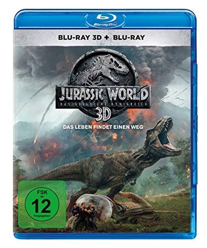 Jurassic World: Das gefallene Königreich (Blu-ray 3D + Blu-ray)