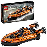 LEGO Technic Rescue Hovercraft 42120 Model Building Kit; This Awesome Toy Hovercraft Makes A Great Gift for Any Occasion, New 2021 (457 Pieces)