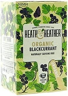 Heath & Heather (Tea Blackcurrant, 20 Bags)